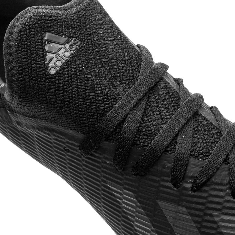 adidas X 19.3 FGAG Dark Motion NoirArgenté Enfant