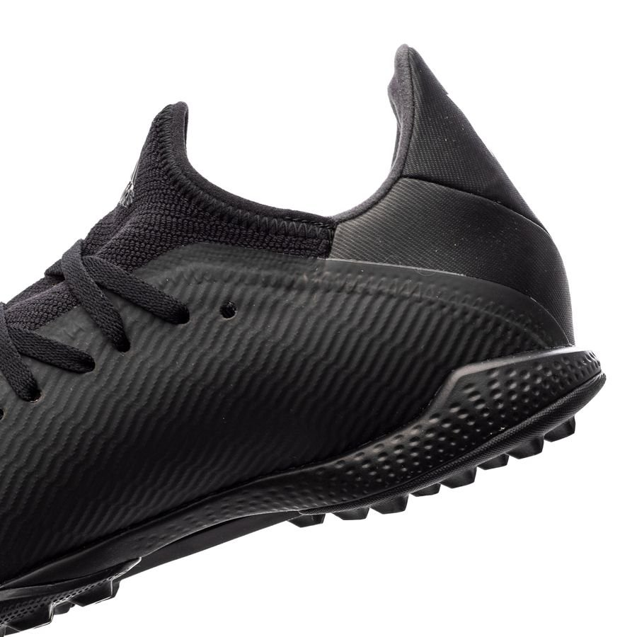 e4203eb5 adidas Tango X 19.3 TF Dark Script - Sort/Sølv | www.unisport.dk