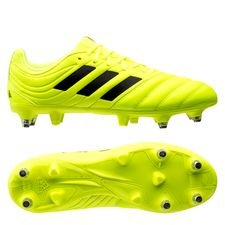 adidas Copa 19.3 SG Hard Wired - Gul/Sort