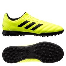 adidas Copa 19.3 TF Hard Wired - Gul/Sort Børn