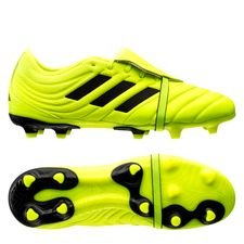 adidas Copa Gloro 19.2 FG/AG Hard Wired - Gul/Svart