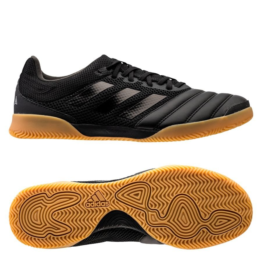adidas Copa 19.3 IN Dark Script - Sort