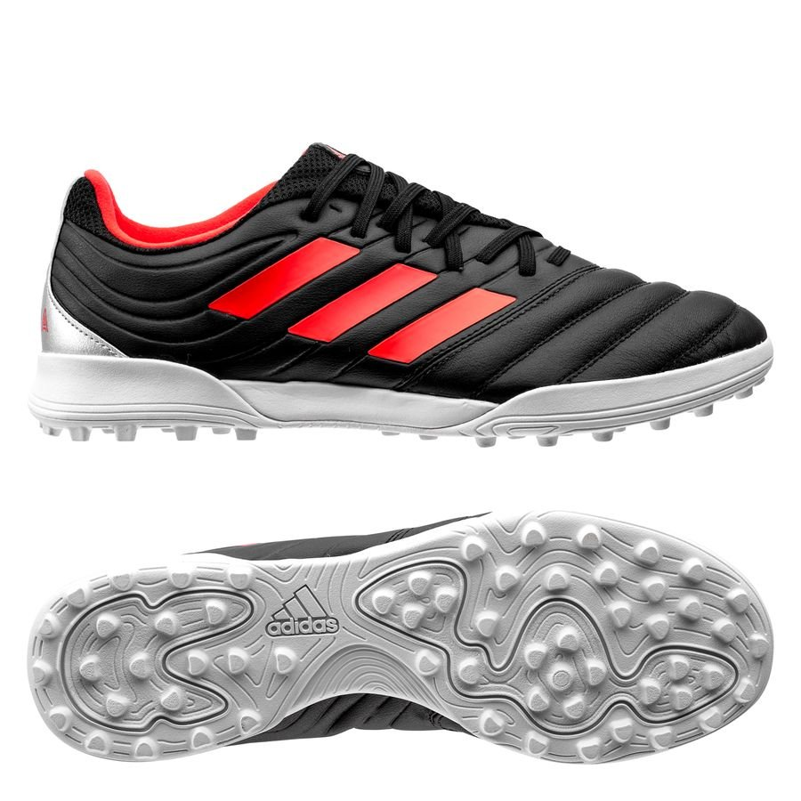 adidas Copa 19.3 TF 302 Redirect - Sort/Rød thumbnail