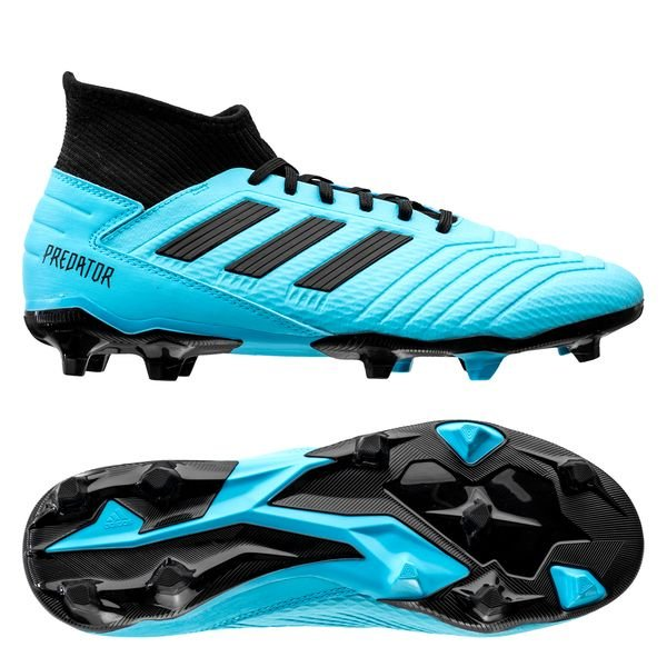 adidas Predator 19.3 FG Fodboldstøvler i blå Sport247.dk  www