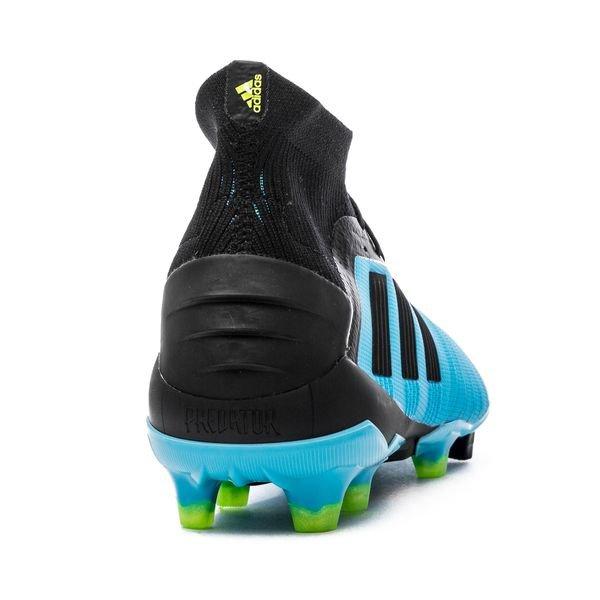 c2f8e267bc5 adidas Predator 19.1 FG/AG Hard Wired - Bright Cyan/Core Black/Solar Yellow