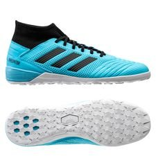 adidas Predator 19.3 IN Hard Wired - Turkis/Sort