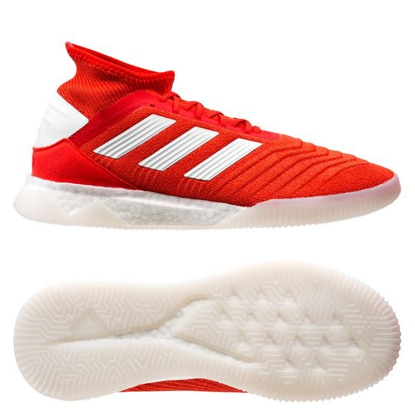 adidas boost rood