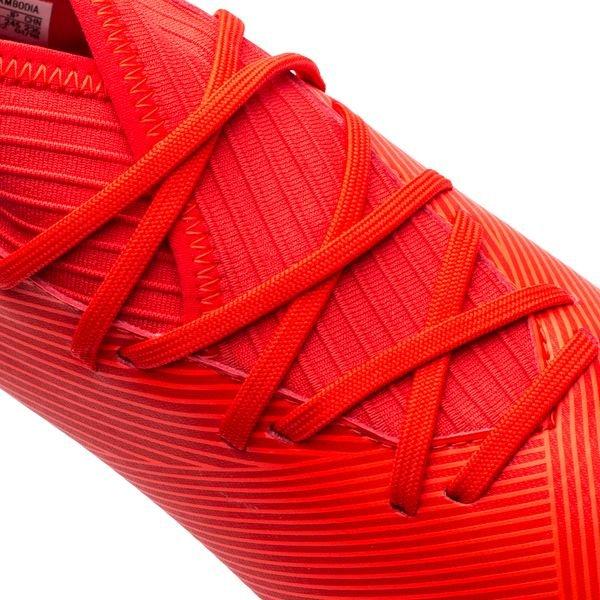596d45fca adidas Nemeziz 19.3 AG 302 Redirect - Action Red/Silver Metallic Kids