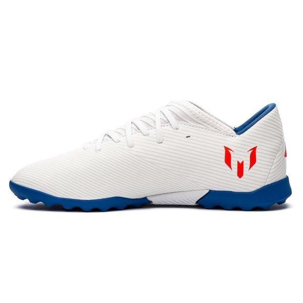 d84c0e74754 adidas Nemeziz Messi Tango 19.3 TF 302 Redirect - Footwear White Solar  Red Football