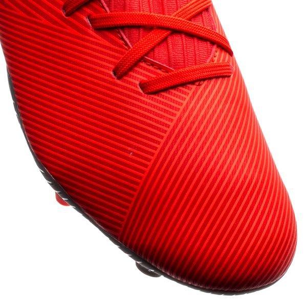 ebc9b0ea5 adidas Nemeziz 19.3 FG/AG 302 Redirect - Action Red/Silver Metallic Kids