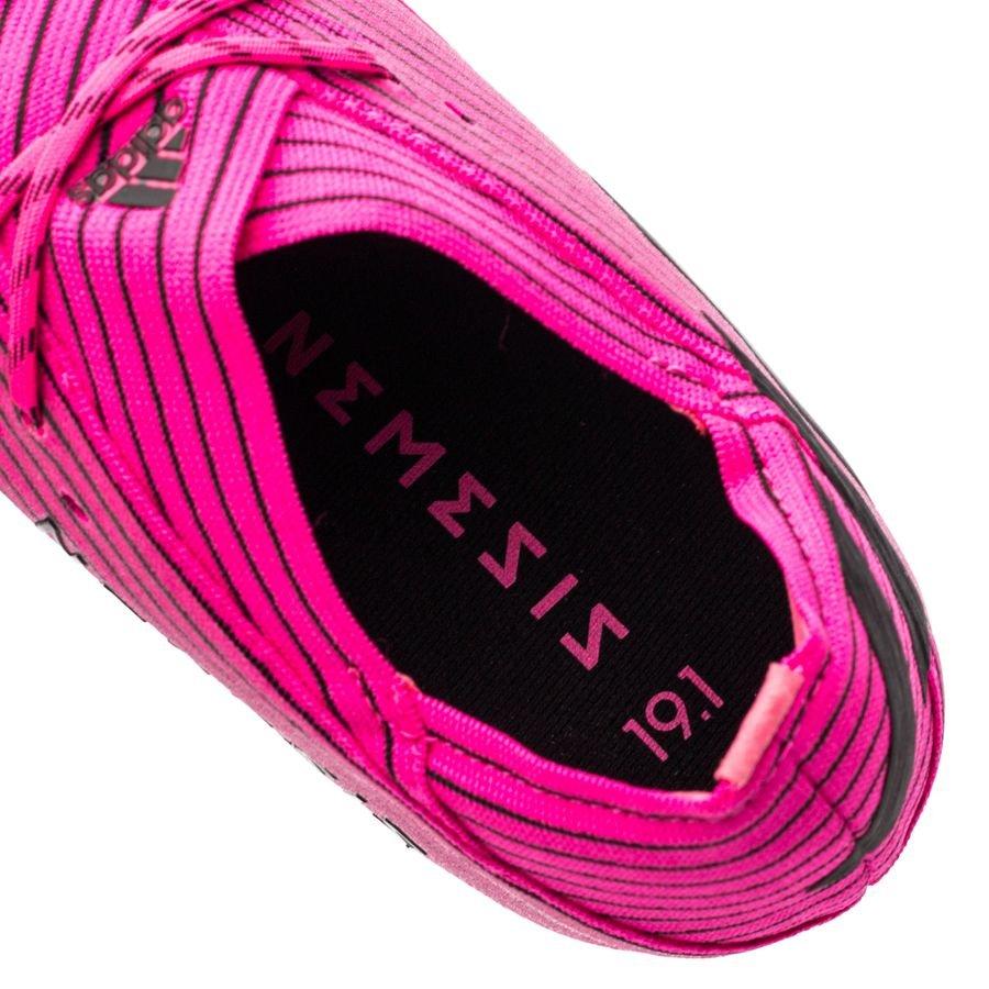 adidas Nemeziz 19.1 FGAG Hard Wired RosaSort Barn