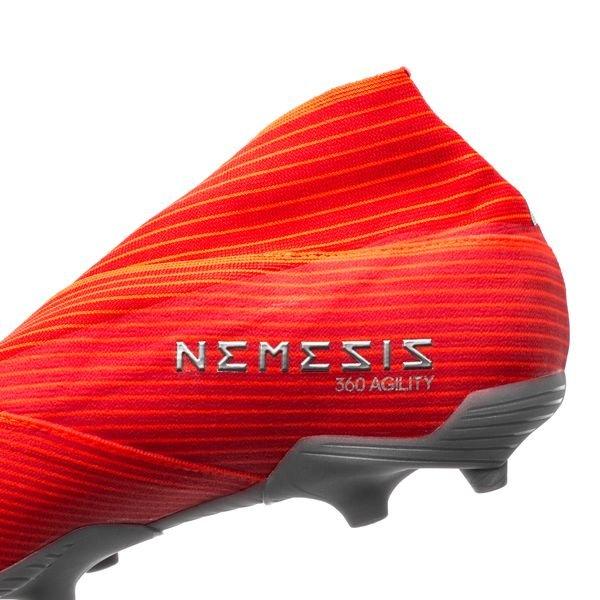 c448b96e adidas Nemeziz 19+ FG/AG 302 Redirect - Rød/Sølv/Rød Børn   www ...