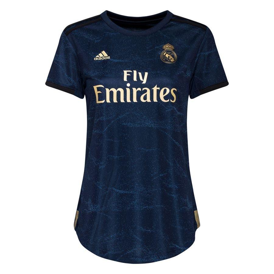 Real Madrid Udebanetrøje 2019/20 Kvinde thumbnail