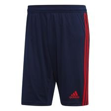 Arsenal Shorts - Navy/Röd