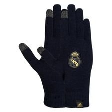 Real Madrid Spelarhandskar - Navy