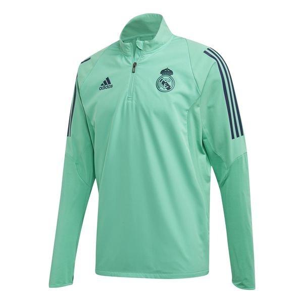 new product 6b07d 18b33 Real Madrid Training Shirt UCL - Hi-Res Green/Indigo
