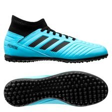 adidas Predator 19.3 TF Hard Wired - Turkos/Svart Barn
