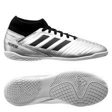 adidas Predator Tango 19.3 IN 302 Redirect - Silver/Svart/Röd Barn