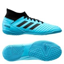 adidas Predator 19.3 IN Hard Wired - Turkos/Svart Barn
