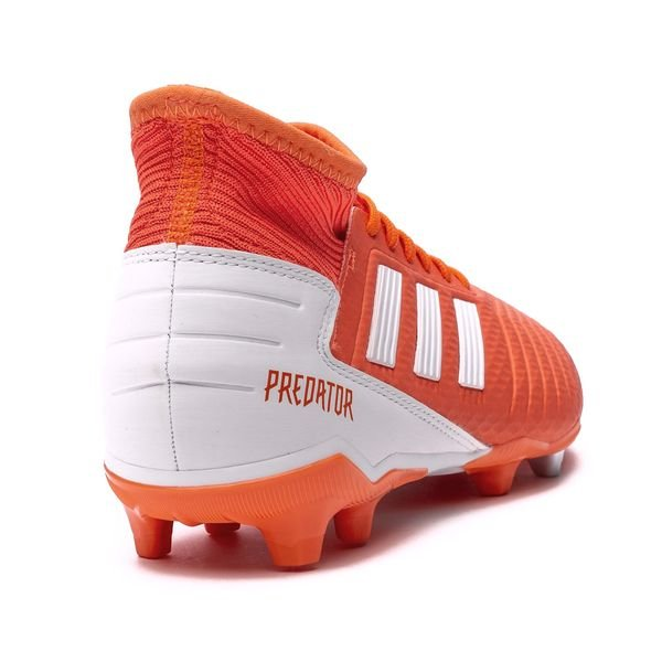 3bba04a3f436 adidas Predator 19.3 FG/AG Women's World Cup 19 - Orange/Hvid/Pink ...