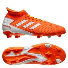 adidas Predator 19.3 FG/AG Women's World Cup 19 - Hi-Res Coral/Footwear White/Glow Pink Woman