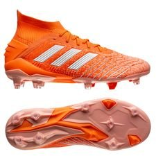 adidas Predator 19.1 FG/AG Women's World Cup 19 - Hi-Res Coral/Footwear White/Glow Pink Woman