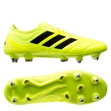 adidas Copa 19.1 SG Hard Wired - Gul/Svart