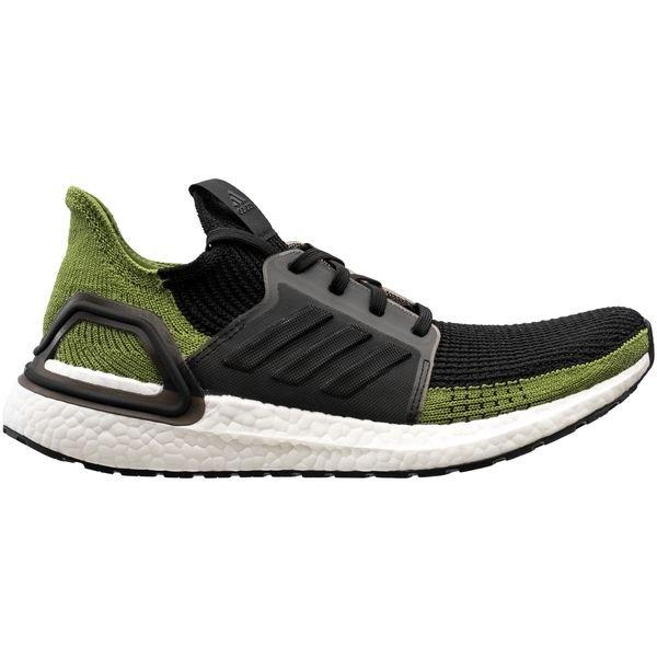 adidas Ultra Boost 19 SortGrønn