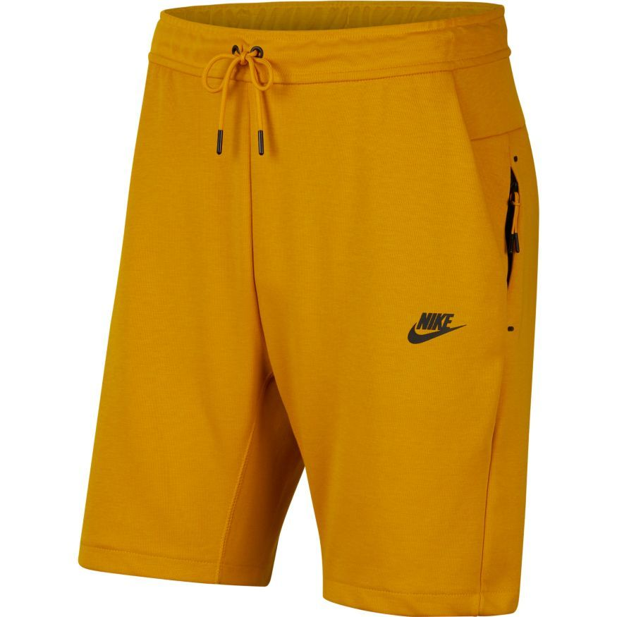 nike tech fleece yellow
