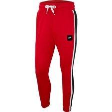 Nike NSW Hose Air - Rot/Schwarz/Weiß