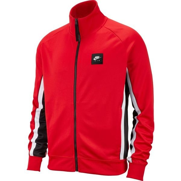 Proceso por inadvertencia Prestigio  Nike NSW Jacket Air - University Red/White/Black   www.unisportstore.com