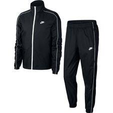 Nike Trainingsanzug NSW - Schwarz/Weiß