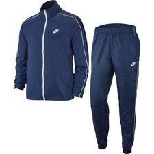 Nike Trainingsanzug NSW - Navy/Weiß