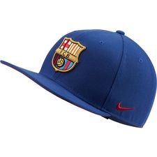 Barcelona Keps Pro Snapback - Blå/Bordeaux