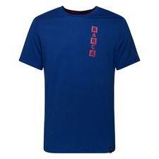 Barcelona T-Shirt Story Tell - Navy
