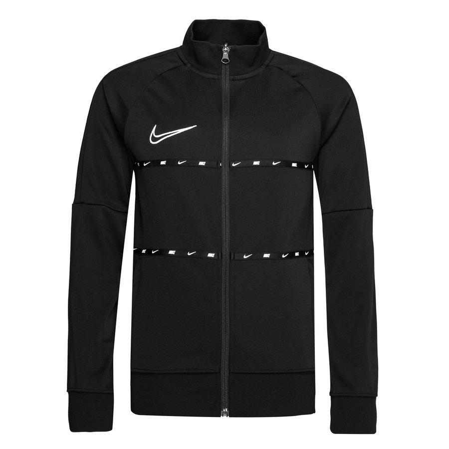 Nike Track Jakke Dry Academy I96 - Sort/Hvid Børn thumbnail