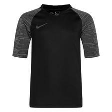 Nike Training T-Shirt Breathe Strike - Schwarz/Grau Kinder