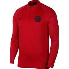 Paris Saint-Germain Träningströja Dry Strike Drill - Röd/Grå