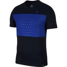 Chelsea T-Shirt Crest - Navy