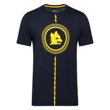 Roma T-Shirt Story Tell - Navy