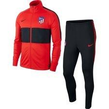 Atletico Madrid Träningsoverall Dry Strike - Röd/Svart