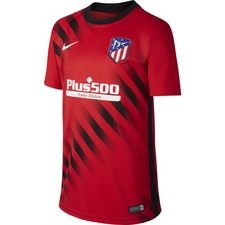 Atletico Madrid Tränings T-Shirt Pre Match - Röd/Svart/Vit Barn