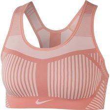 Nike Sport BH FE/NOM Flyknit - Pink Damen