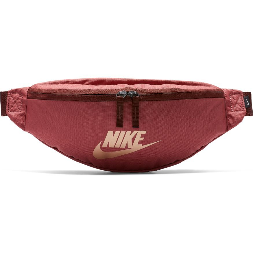 Nike Bæltetaske Heritage - Pink/Bronze thumbnail