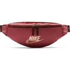 Nike Bauchtasche Heritage - Pink/Bronze