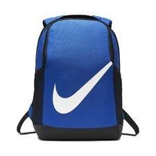 Nike Rugzak Brasilia – Blauw/Zwart/Wit Kinderen