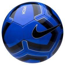 Nike Fotboll Pitch Training - Blå/Silver