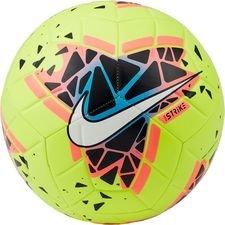 Nike Fotboll Strike - Neon/Navy/Orange/Vit