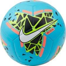 Nike Fotboll Pitch - Blå/Navy/Orange/Vit