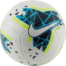 Nike Fotboll Pitch - Vit/Navy/Neon